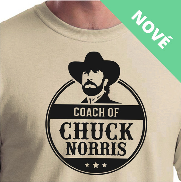 Coach of Chuck Norris