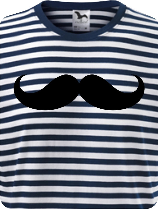 Moustache sailor
