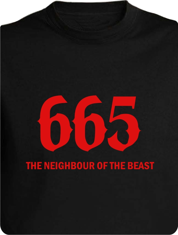 665 (The neighbour of the Beast)